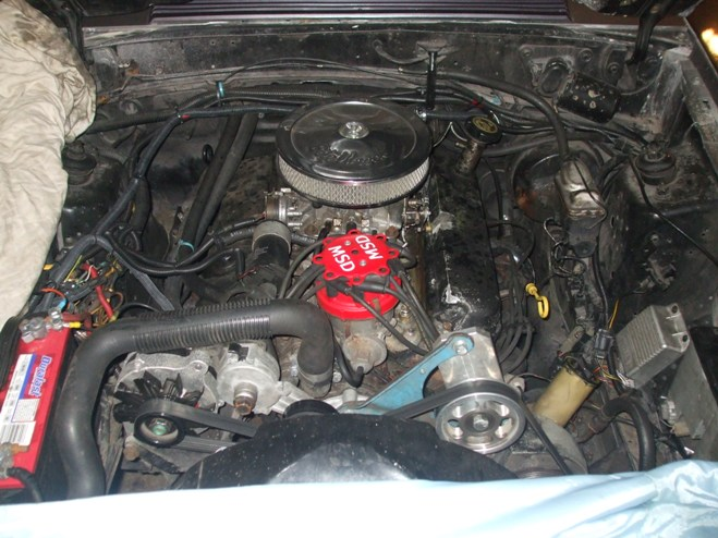 gj1 1983 ford mustang gt carb to fuel injection conversion automatic